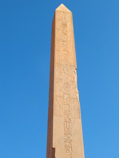 エジプト古代文明への旅 ① (出国~ルクソール東岸地区)