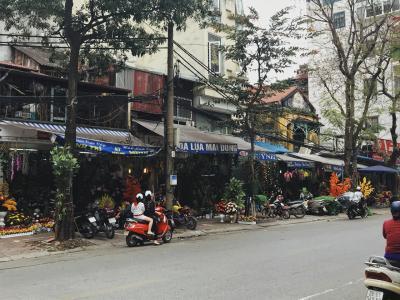 初ベトナムひとり旅・1 ハノイ観光コース
