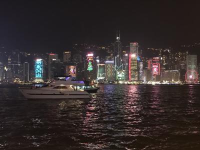 クリスマス香港~こんなはずではなかった①