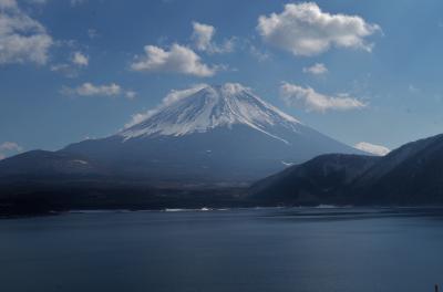 竜ヶ岳 近くで見る迫力の富士山