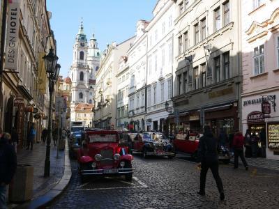 プラハ(2018年2月チェコ旅行①)