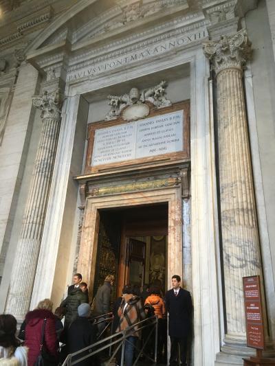 2015年「いつくしみの特別聖年」が宣言されたのでバチカン市国とイタリアに行ってきた!①