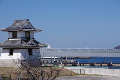 青春18きっぷで100名城めぐり(高松城)