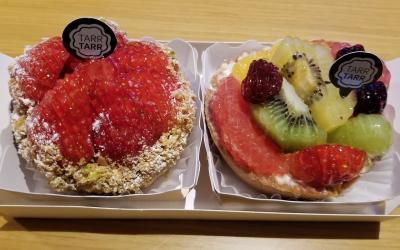 二週連続韓国へ 第一弾はチェジュ航空で行く【釜山】 プライオリティパスで関空の「ぼてぢゅう」でお好み焼きを食べる!