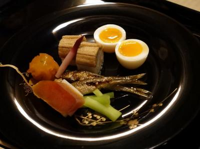 2018京の冬の旅&モダンになった瓢亭のお料理