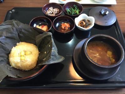 2017年11月もソウルへ来ちゃった 3日目 ホテル28、パルコンヤン、ほか食べる