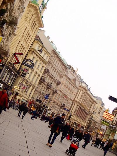 中欧3ヶ国:久遠の時を感じる旅♪オーストリア:古都ウィーンで、憧れの中世ヨーロッパの歴史と文化、芸術を感じて...華麗な宮殿に暮らす美しき皇后を想う☆第2章