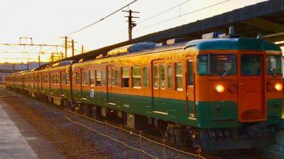 ダイヤ改正2018直前!引退間近の列車を撮影と一部乗車ツアー(高崎エリアの115系編)