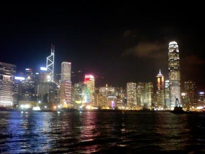 香港 3泊4日