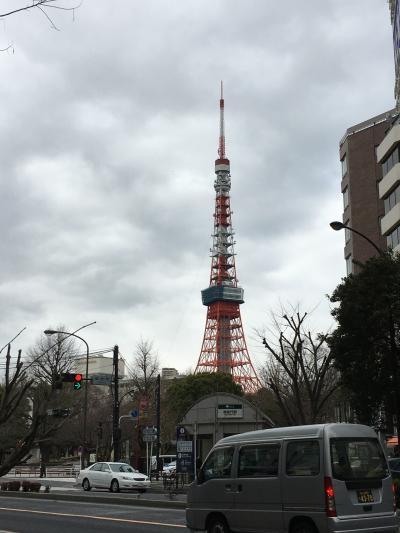 3/8~3/10東京出張からの浜松町付近の散歩
