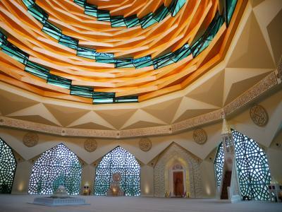 """テーマは""""外国""""イスタンブール散策1日目~近未来モスク、Ai Weiwei展など~"""