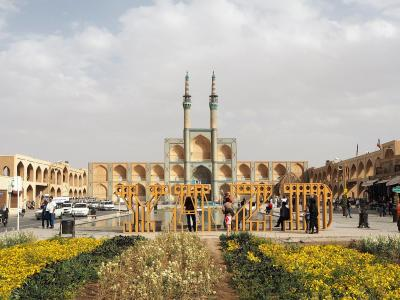 2018春~#1イラン2都市・古都ヤズド