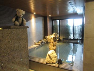 06ドーミーインPremium神田を探検する~到着と大浴場見学編(ドーミーめぐり東京2018その6)