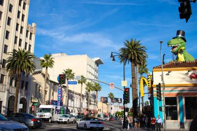 初めてのロサンゼルス ①