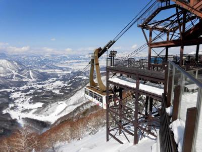 2018 北志賀高原「竜王スキーパーク」SORA terraceからの眺めは最高!
