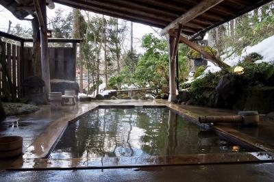 リゾートみのりに乗って鳴子温泉へ・その2 旅館大沼