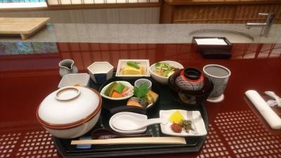 1/8 シェラトン都ホテル東京-3-「和de朝食」