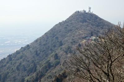 筑波山神社~女体山