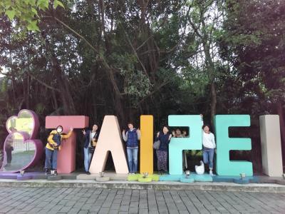 女6人 同級生の旅 I♥台湾