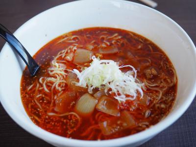 勝浦タンタンメンを食べに行く