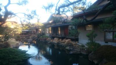 山梨県 自然と歴史にあふれた甲府観光と湯村温泉 (4-3) 老舗ホテルで河豚料理