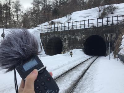 音を集めて♪北海道秘境駅の旅(室蘭本線~小幌駅・黄金駅・崎守駅)