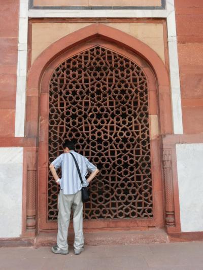 デリーを観光して ANAで楽チン帰国 < すっかりハマってしまったインドの旅 5日目その2 と 6日目その1 >