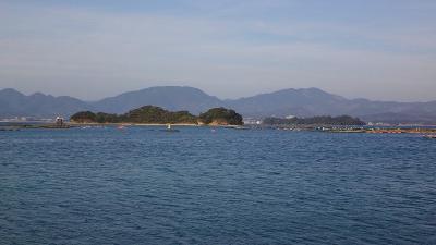 和歌山観光(11) ホテル川久滞在記 温泉に入った後海岸の散歩。