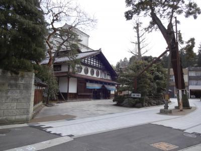 石川 粟津温泉の老舗旅館 法師で過ごすのんびり滞在2連泊3日間