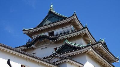 和歌山観光(20) 和歌山城公園 下巻。