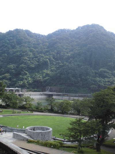 津久井湖周辺の景色
