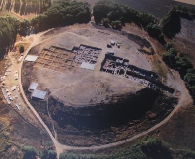 カマンカレホユックの新石器時代遺跡