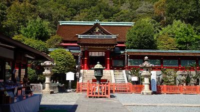 和歌山観光(21) 昼食後、紀州東照宮を参拝しました 上巻。
