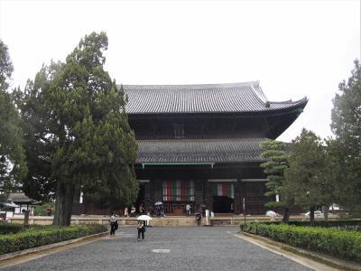 東福寺の大仏の手
