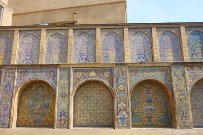 ◇絢爛たるペルシャの美、イラン女ひとり旅【1】~出発→テヘラン編~◇