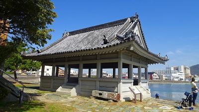 和歌山観光(23) 観海閣・妹背山の観光。