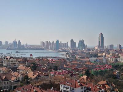 異国情緒漂う街  中国・青島を満喫した3日間     『プラスちょっとだけ韓国』