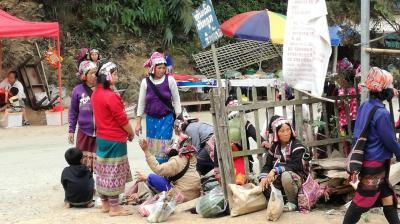 南に向かって旅に出てみる(7) 【ベトナム→ラオス国境越え】