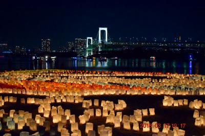 2018 お台場海浜公園で開催されたhokusai&TOKYO 水辺を彩る江戸祭