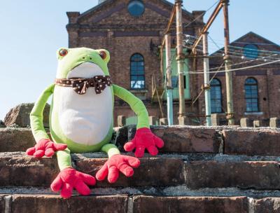 てぶケロと行く九州旅 ①熊本廃墟巡り