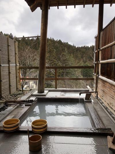 奥塩原温泉 日本秘湯を守る会の渓雲閣宿泊とちょこっと日光