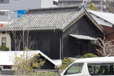東戸塚に土蔵