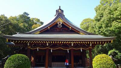 和歌山観光(25) 竈山神社(かまやまじんじゃ)の参拝。