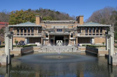 1泊2日で明治村フランクロイドライト、犬山城と名古屋城 <1日目>