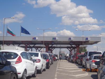 東欧レンタカー一人旅/トルコへ入国拒否され、戻るとギリシャも入れてくれない!!