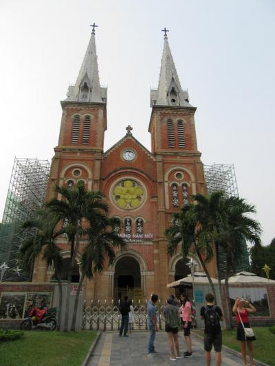 ベトナム縦断の旅 ⑨ホーチミン(メコン川クルーズと市内観光)