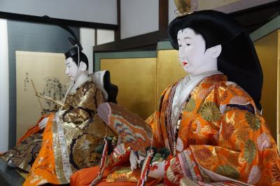藤枝・岡部・焼津の旅(二日目・完)~岡部宿は、東海道53次の21番目の宿場。一番の見どころ、大旅籠柏屋歴史資料館ではびっくりの等身大ひな人形を拝見して、花沢の里、玉露の里へも足を延ばします~