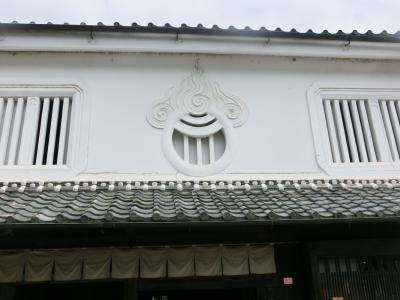 格子と虫小窓が美しい 東海道五十三次の関宿