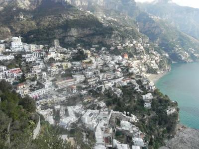 アマルフィ、アルベロベッロからマテーラへ。南イタリアの旅。