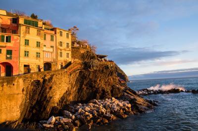 チンクエテッレとアオスタ~北イタリアの海と山の絶景巡り 【1】天気予報は8日間ずっと雨・・・(2018/3/2~3)